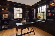 Private Residence, Baltimore Woodworks